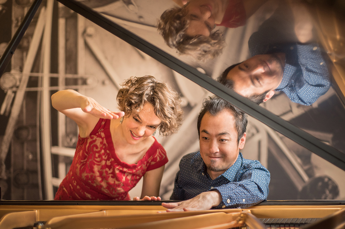 Carnegie Hall Calendar February 14, 2020 Zofo Piano Duet: