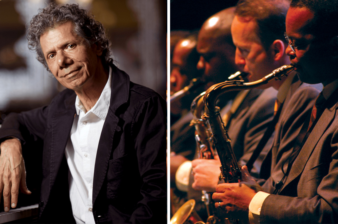 Jazz At Lincoln Center Orchestra With Chick Corea Robert