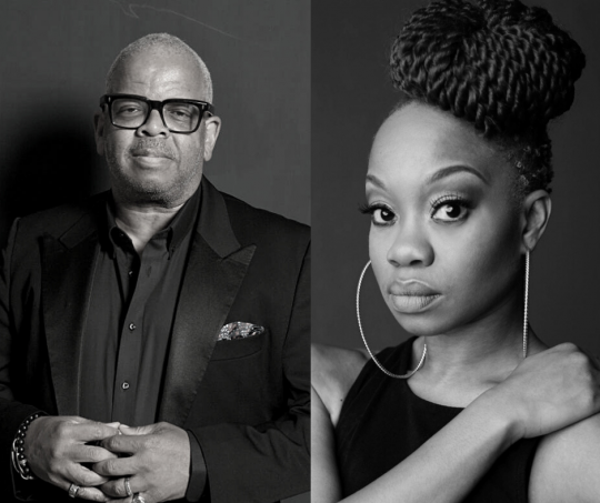 Terence Blanchard and Camille A. Brown