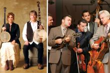 The Real Nashville: The Del McCoury Band & Béla Fleck and Abigail Washburn