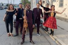 Las Cafeteras at Mondavi Center