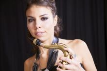 Melissa Aldana Quartet - Mondavi Center - Mar 4-7, 2020
