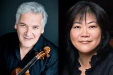 Pinchas Zukerman, violin and Angela Cheng, piano