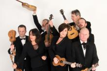 Ukulele Orchestra of Great Britain at Mondavi