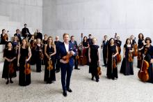 Zurich Chamber Orchestra - Mondavi Center - Nov. 19, 2019