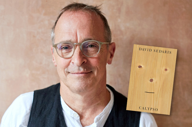 Davis Sedaris to appear at The Mondavi Center on May 13, 2020