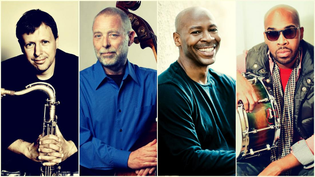 Aziza: Dave Holland, Chris Potter, Kevin Eubanks and Eric Harland