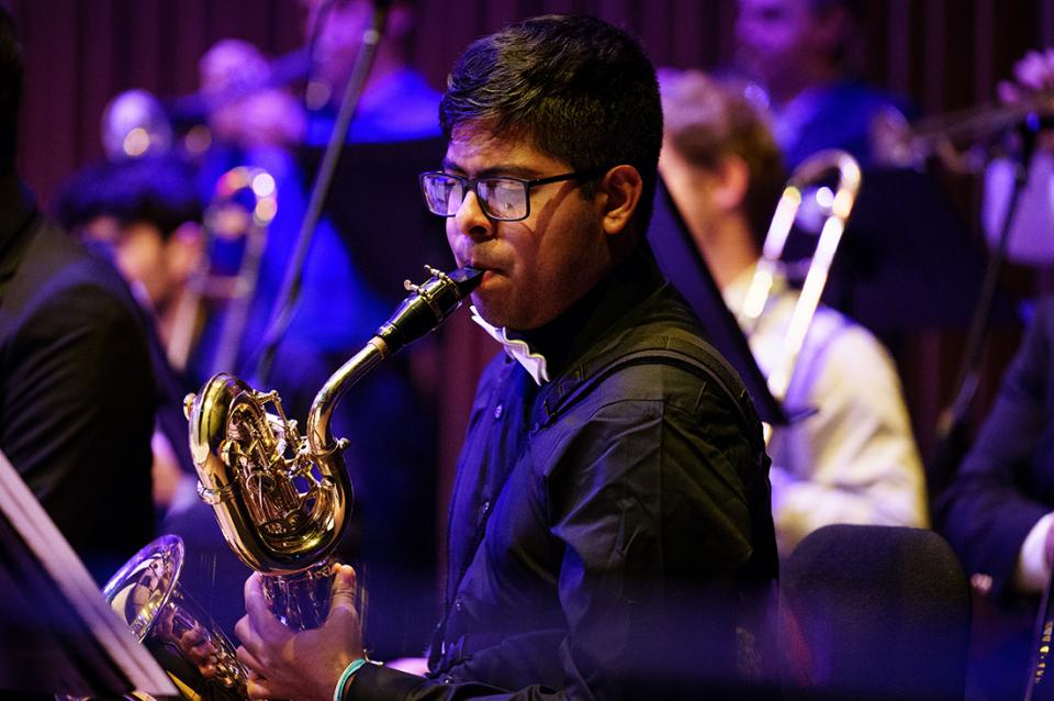 Jazz Bands of UC Davis - Pitzer Center at UC Davis - Nov 21, 2019