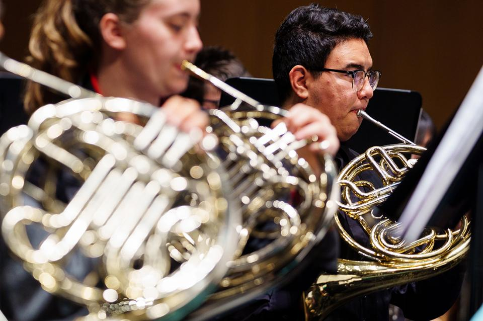 UC Davis Concert Band  - Mondavi Center - March 11, 2020