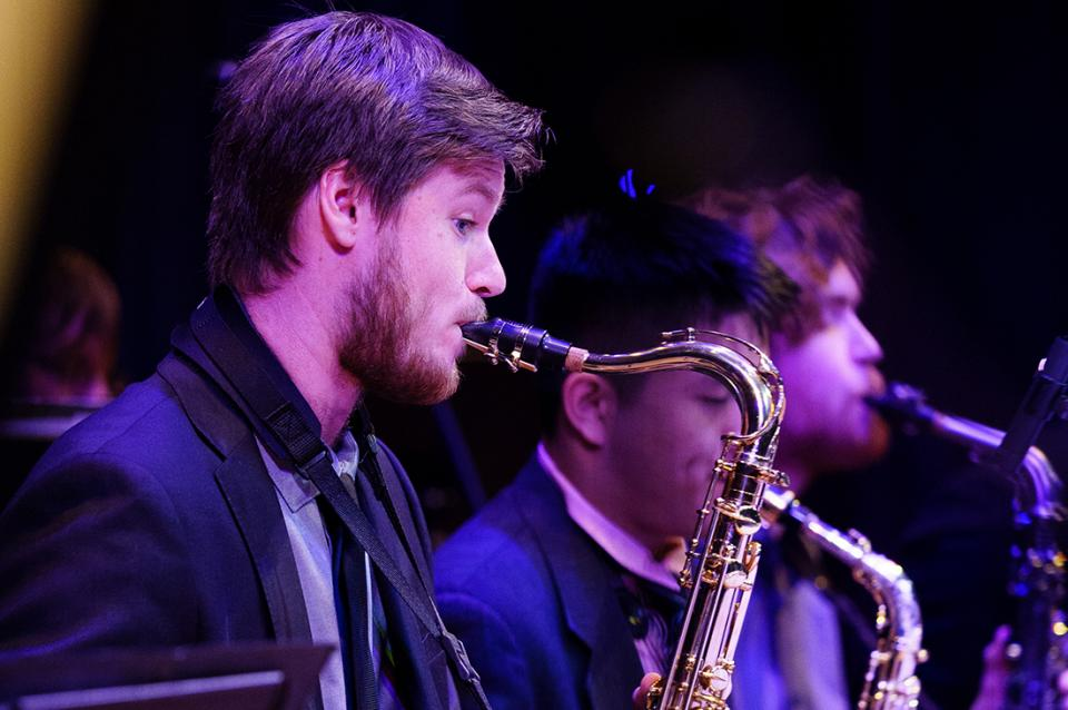 Jazz Bands of UC Davis - Pitzer Center at UC Davis - May  28, 2020