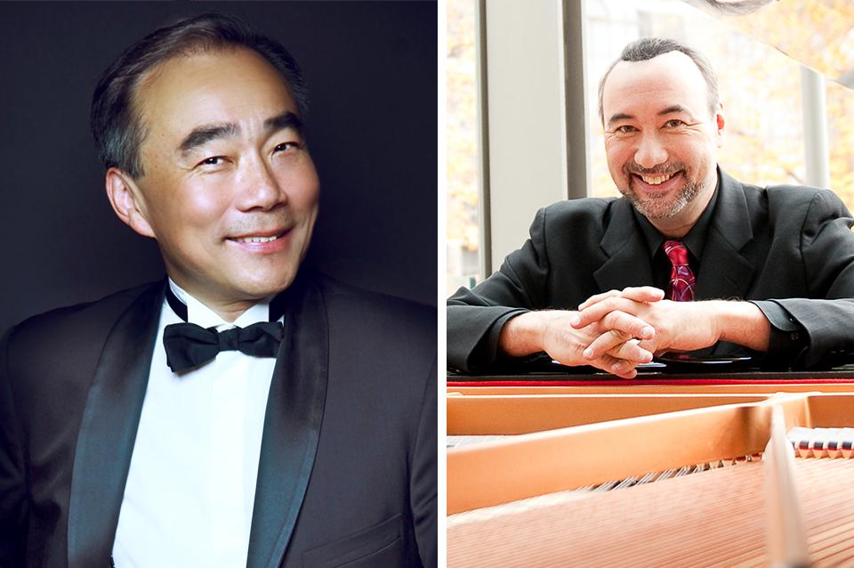 Cho-Liang Lin, violin & Jon Kimura Parker, piano - Mondavi Center - May 8, 2020