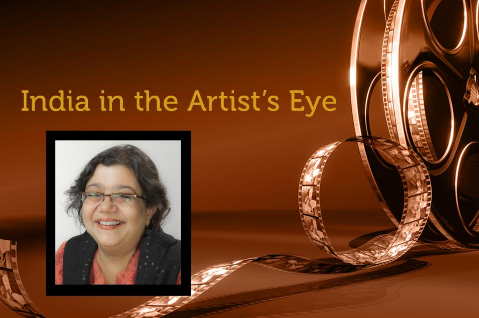 Persistence Resistance - Session 4 - India in the Artist's Eye