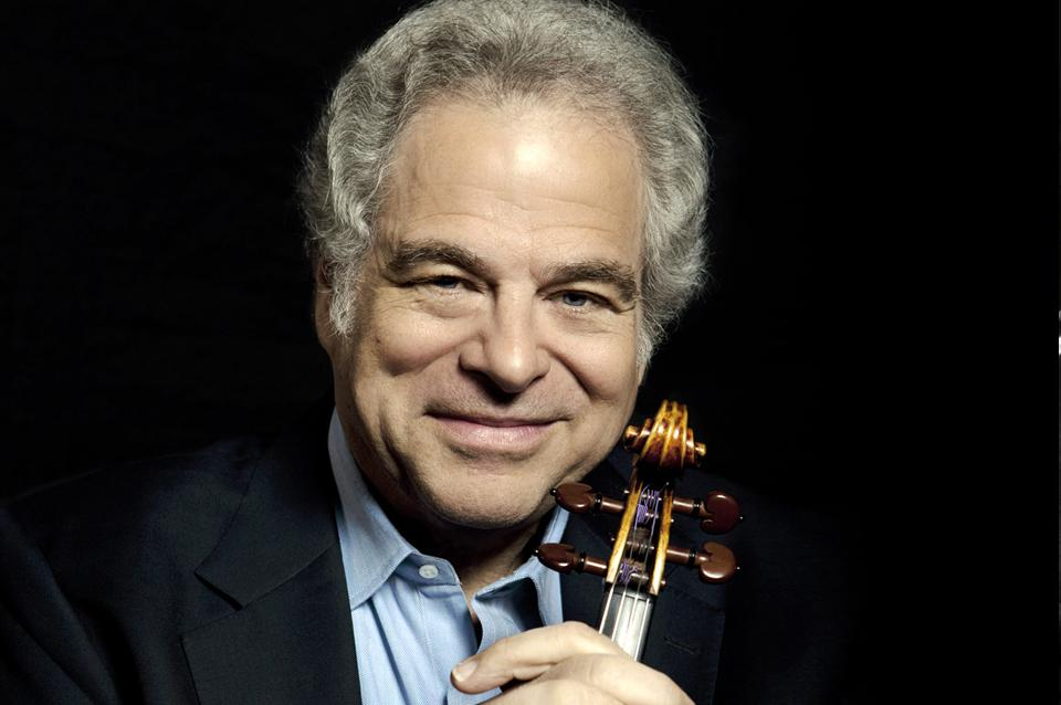 An Evening with Itzhak Perlman - Mondavi Center - Jan 11, 2020