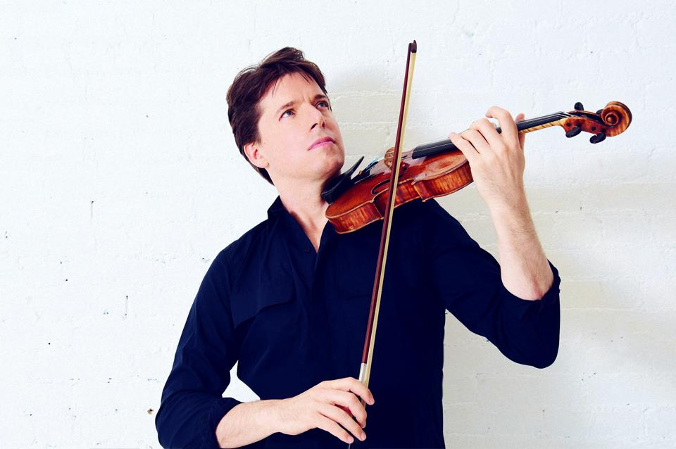 Joshua Bell, violin - Mondavi Center - Nov 2, 2019