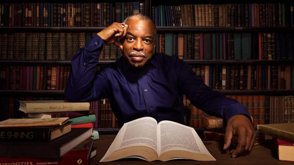 LeVar Burton - Nov 4th at the Mondavi Center