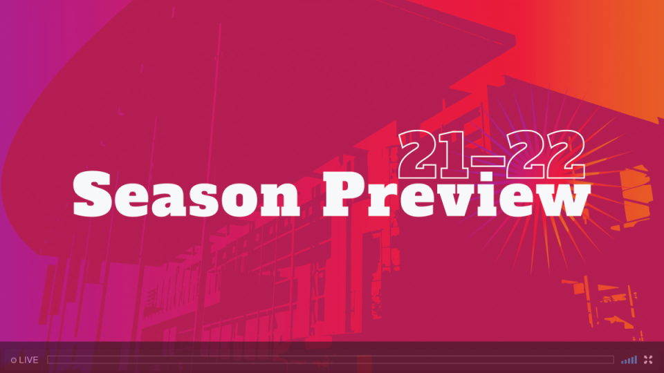 View our digital brochure and watch the recording of our Season Preview here.