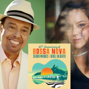 Sérgio Mendes & Bebel Gilberto at The Mondavi Center - Nov 13, 2019