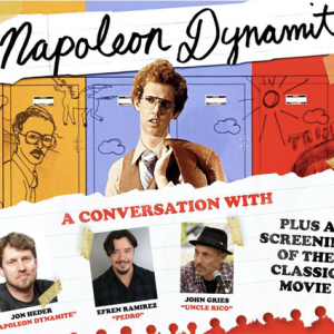 Napolean Dynamite Live! at The Mondavi Center - Nov 10, 2019