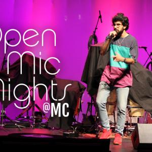 Open Mic Nights@MC