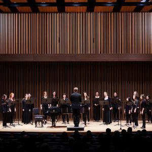 Chamber Singers  - Pitzer Center - March 13, 2020