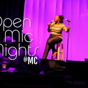 Open Mic Nights at Mondavi Center