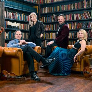 Spektral Quartet - Mondavi Center - Jan 31 & Feb 1, 2020