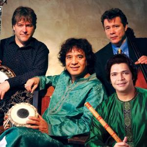 Fleck, Meyer & Hussain with Chaurasia