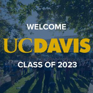 Welcome, Class of 2023!