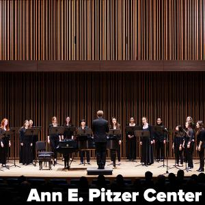 Chamber Singers  - Pitzer Center - 3-13-20
