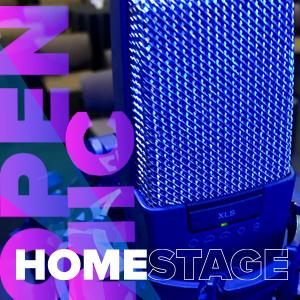 HomeStage Open Mic Night