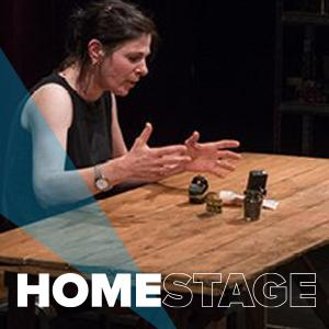 Table Top Shakespeare - Homestage