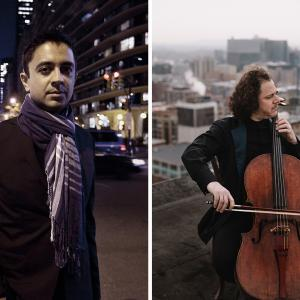 Vijay Iyer and Matt Haimovitz