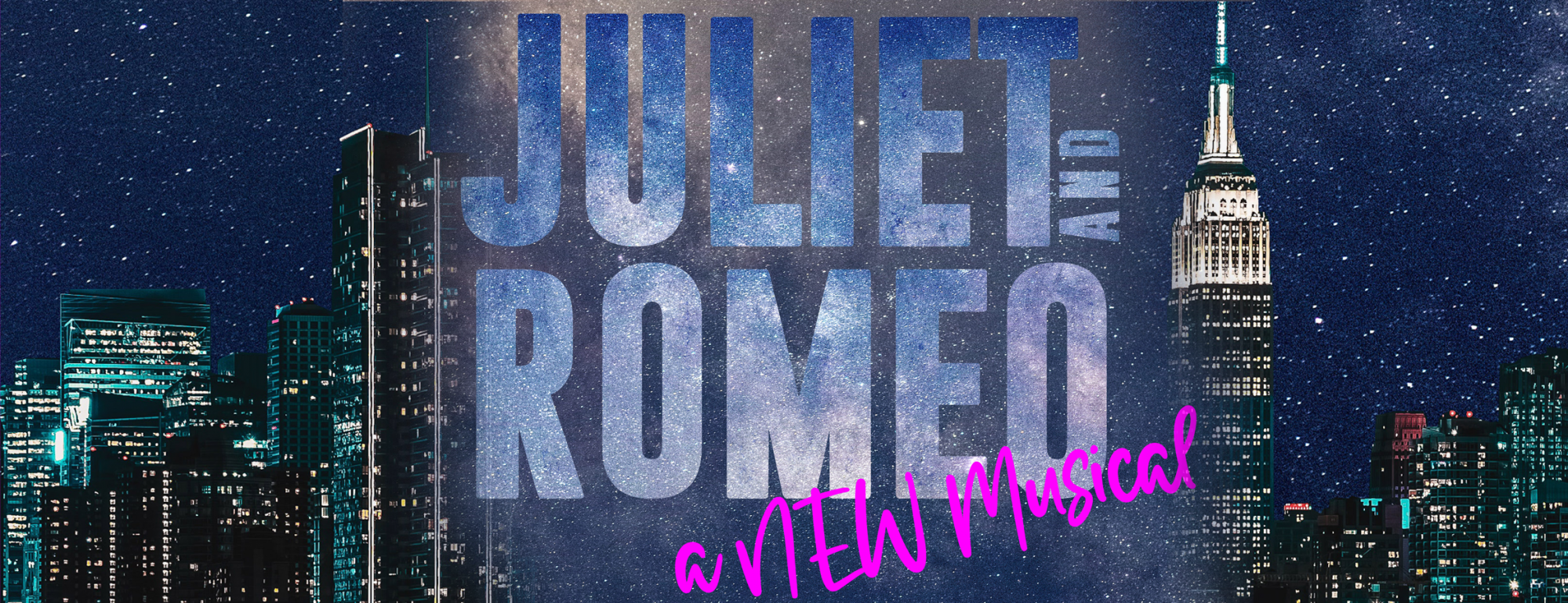 Juliet and Romeo - A New Musical | June 3-5