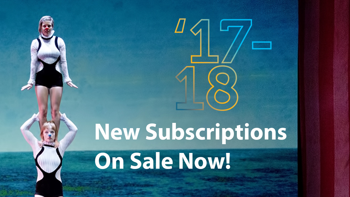 New Subscriptions On Sale Now!