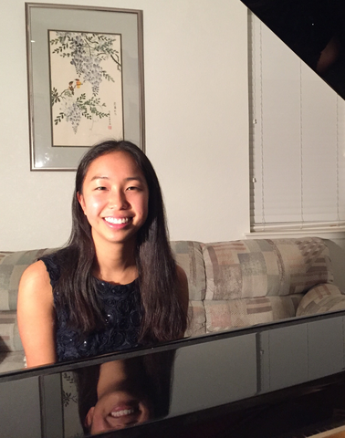 Featuring piano soloist Janet Liu, Winner of 2017 DHS Concerto Competition