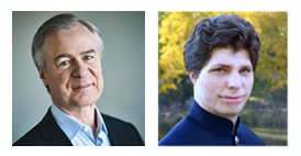 David Robertson and Augustin Hadelich